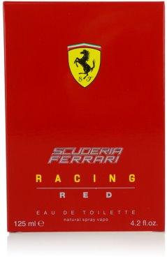 Ferrari Scuderia Farrari Racing Red toaletní voda pro muže 4