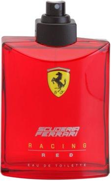 Ferrari Scuderia Farrari Racing Red eau de toilette teszter férfiaknak