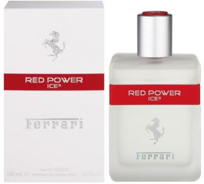 Ferrari Ferrari Red Power Ice 3 Eau de Toilette pentru barbati