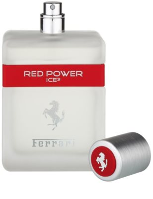 Ferrari Ferrari Red Power Ice 3 eau de toilette para hombre 4