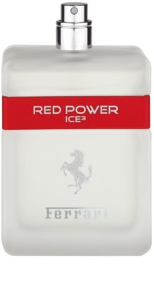 Ferrari Ferrari Red Power Ice 3 тоалетна вода тестер за мъже