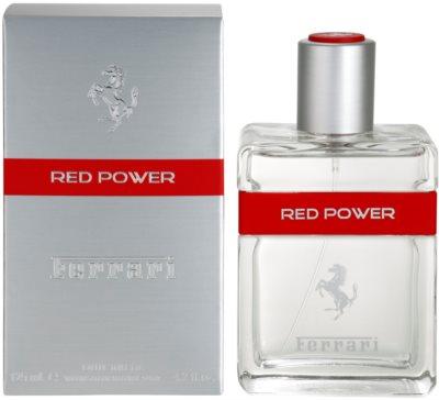 Ferrari Ferrari Red Power Eau de Toilette para homens