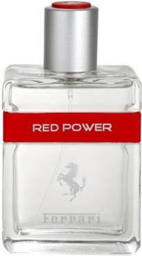 Ferrari Ferrari Red Power eau de toilette para hombre 2