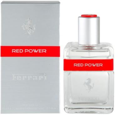Ferrari Ferrari Red Power Eau de Toilette für Herren