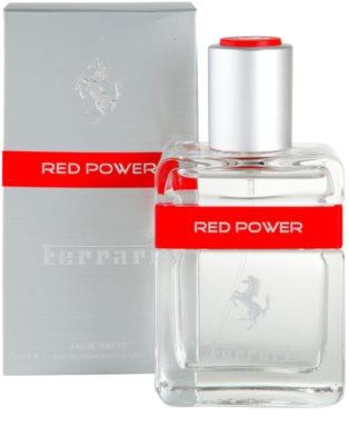 Ferrari Ferrari Red Power Eau de Toilette pentru barbati 1