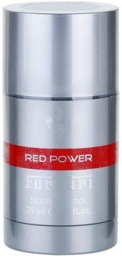 Ferrari Ferrari Red Power dezodorant w sztyfcie dla mężczyzn