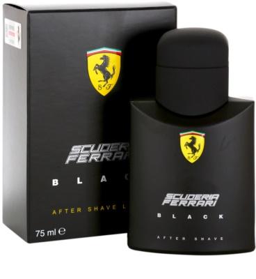 Ferrari Scuderia Ferrari Black After Shave Balsam für Herren 1