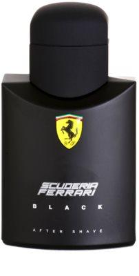 Ferrari Scuderia Ferrari Black After Shave Balsam für Herren 2