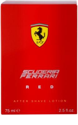 Ferrari Scuderia Ferrari Red After Shave für Herren 3