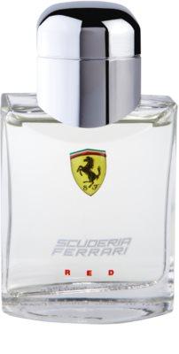 Ferrari Scuderia Ferrari Red After Shave für Herren 2