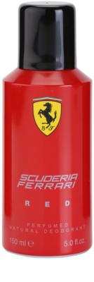 Ferrari Scuderia Ferrari Red deodorant Spray para homens