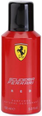 Ferrari Scuderia Ferrari Red desodorante en spray para hombre