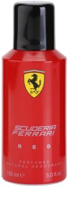 Ferrari Scuderia Ferrari Red дезодорант-спрей для чоловіків