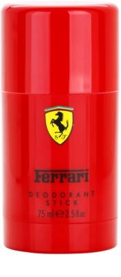 Ferrari Scuderia Ferrari Red dezodorant w sztyfcie dla mężczyzn