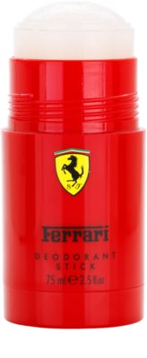 Ferrari Scuderia Ferrari Red dezodorant w sztyfcie dla mężczyzn 1