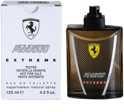 Ferrari Scuderia Ferrari Extreme woda toaletowa tester dla mężczyzn 1
