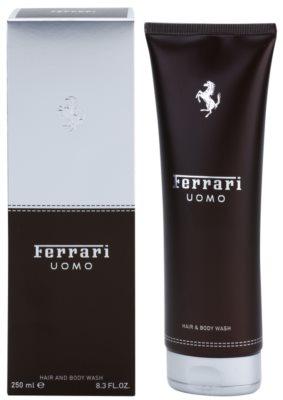 Ferrari Ferrari Uomo gel za prhanje za moške