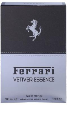 Ferrari Vetiver Essence eau de parfum para hombre 4