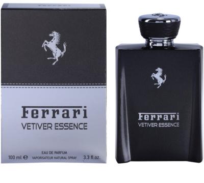 Ferrari Vetiver Essence eau de parfum para hombre