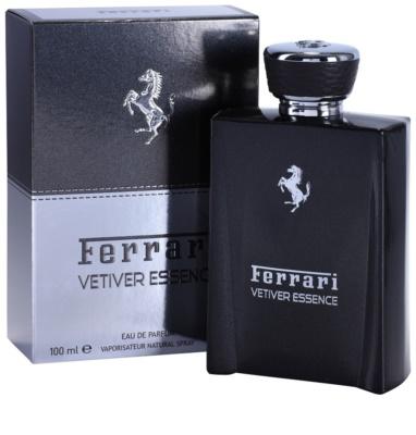 Ferrari Vetiver Essence eau de parfum para hombre 1