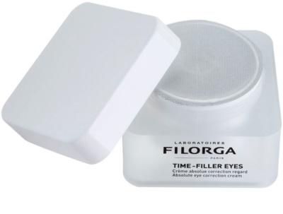 Filorga Medi-Cosmetique Time-Filler creme de olhos para cuidado integral 1
