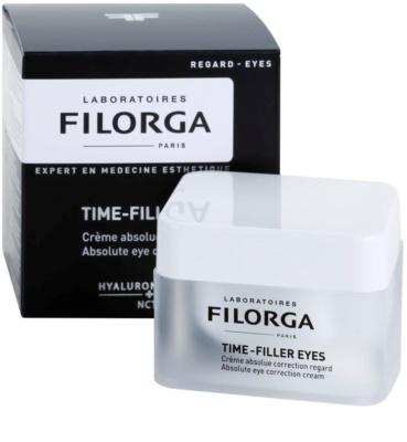 Filorga Medi-Cosmetique Time-Filler creme de olhos para cuidado integral 3