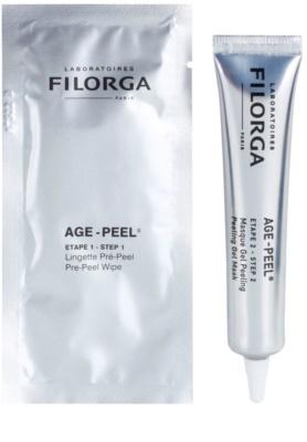 Filorga Medi-Cosmetique Perfection peeling regenerujący skórę w dwóch krokach