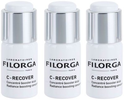 Filorga Medi-Cosmetique Anti-Fatigue aufhellendes Serum für müde Haut