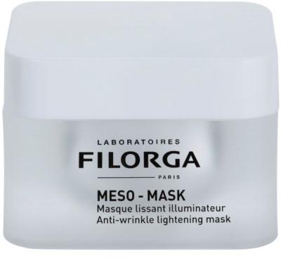 Filorga Medi-Cosmetique Anti-Fatigue aufhellende Creme-Maske gegen Falten