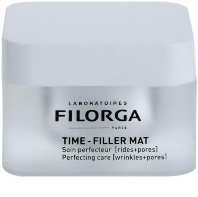 Filorga Medi-Cosmetique Time-Filler matující krém pro vyhlazení pleti a minimalizaci pórů