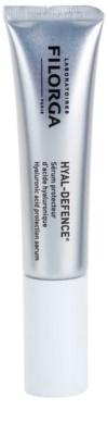 Filorga Medi-Cosmetique Wrinkles arcbőr szérum a hialuronsav elvesztése ellen