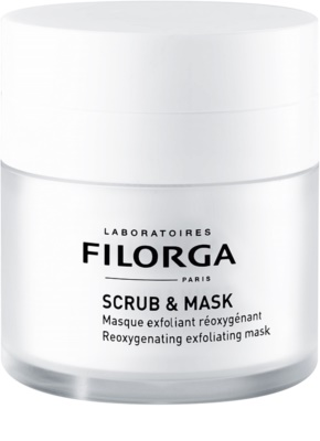 Filorga Medi-Cosmetique Scrub&Mask киснева маска-ексфоліант для відновлення клітин шкіри
