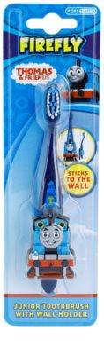 FireFly Thomas & Friends zubní kartáček pro děti s držákem soft