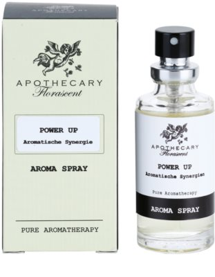 Florascent Power Up aceite perfumado unisex