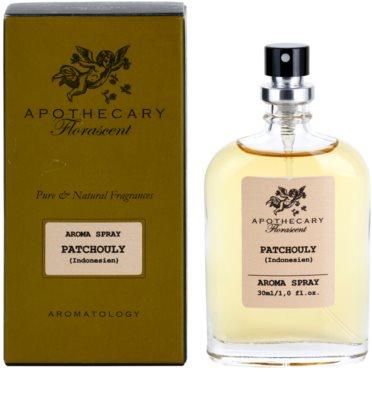 Florascent Woody Note Patchouli óleo perfumado unissexo