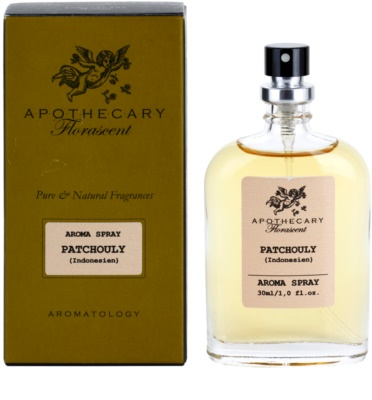 Florascent Woody Note Patchouli parfémovaný olej unisex