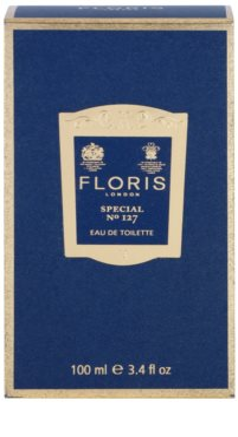 Floris Special No. 127 туалетна вода для чоловіків 4