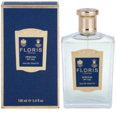 Floris Special No. 127 Eau de Toilette pentru barbati
