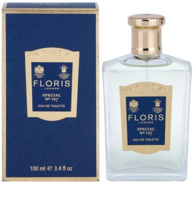 Floris Special No. 127 woda toaletowa dla mężczyzn