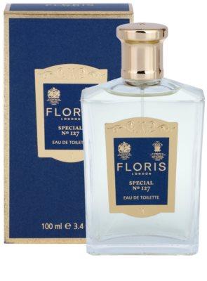 Floris Special No. 127 туалетна вода для чоловіків 1