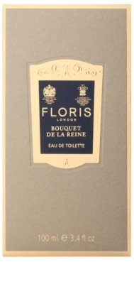 Floris Bouquet de la Reine Eau de Toilette für Damen 4