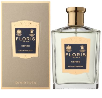 Floris Cefiro toaletna voda uniseks
