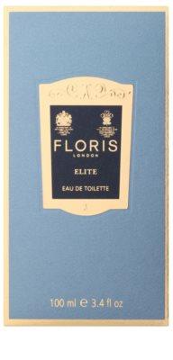 Floris Elite toaletní voda pro muže 4