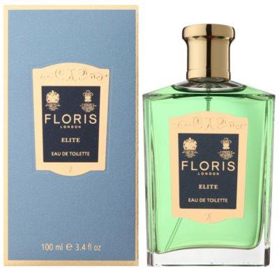 Floris Elite eau de toilette para hombre