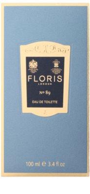 Floris No 89 туалетна вода для чоловіків 4