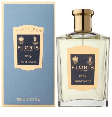 Floris No 89 Eau de Toilette pentru barbati