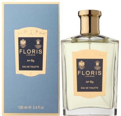 Floris No 89 туалетна вода для чоловіків