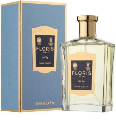 Floris No 89 туалетна вода для чоловіків 1