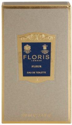 Floris Fleur eau de toilette nőknek 4