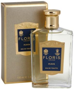 Floris Fleur Eau de Toilette für Damen 1